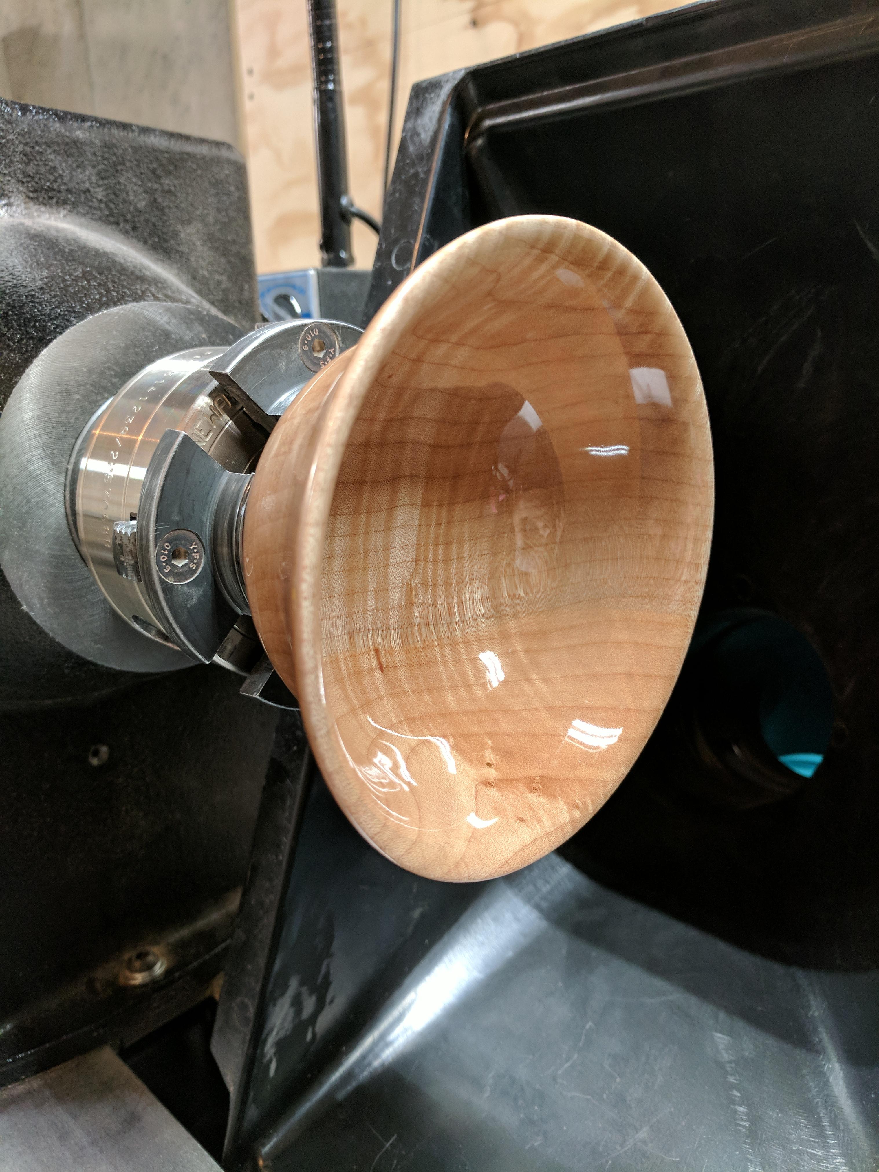 Shiny Bowls